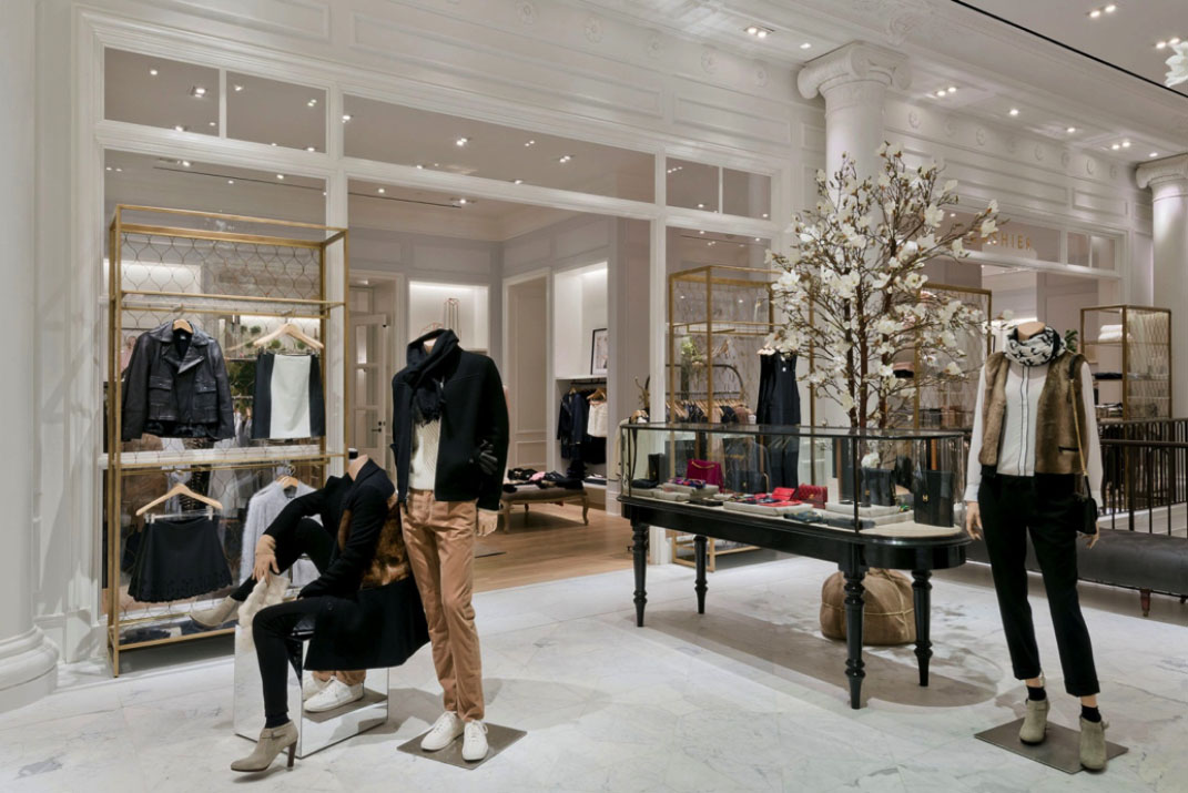 Club Monaco 5th Avenue Hirsch Construction Corp
