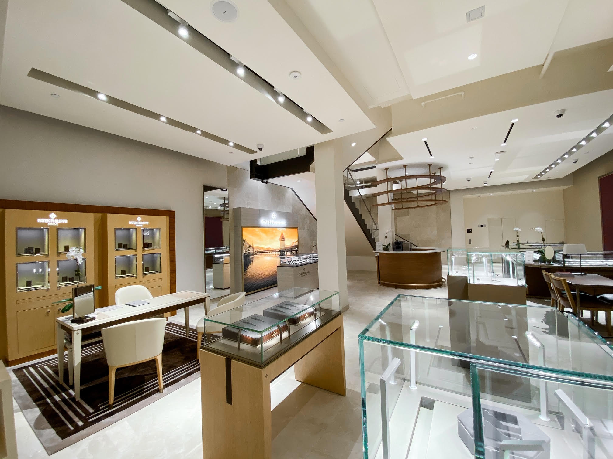 Tourneau store interior