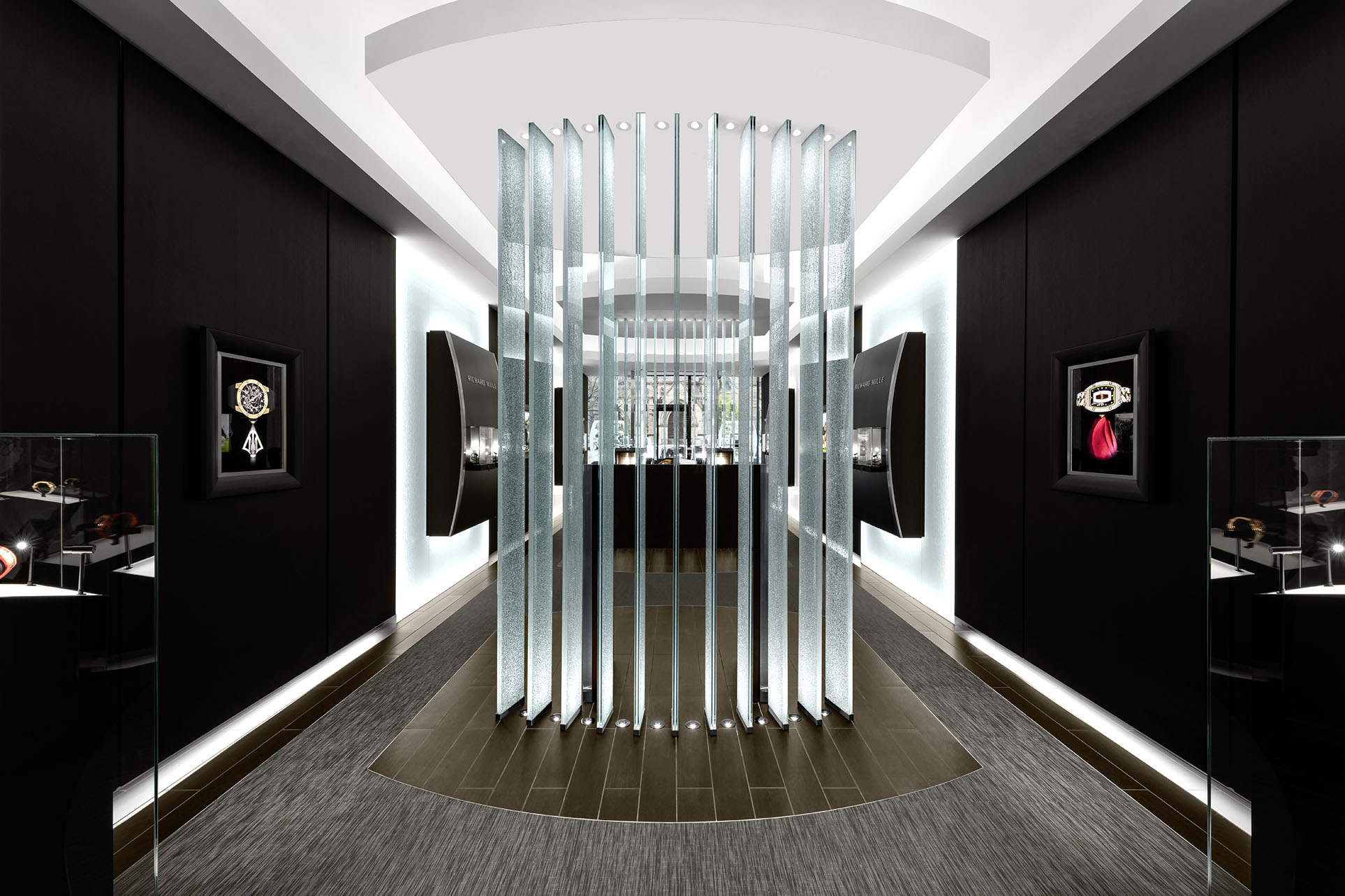 Richard Mille store interior