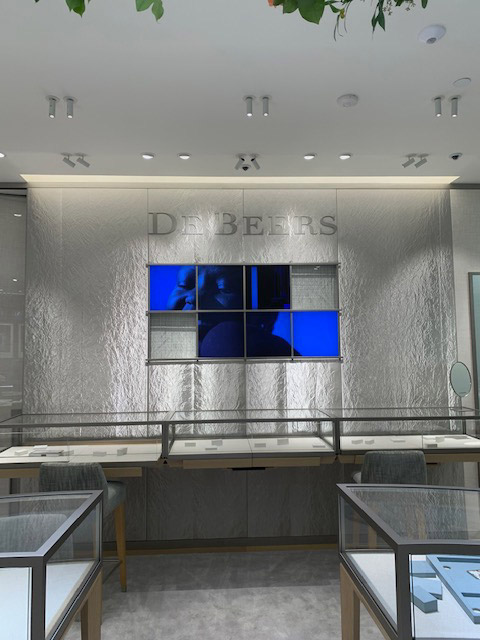 De Beers - Galleria, Houston