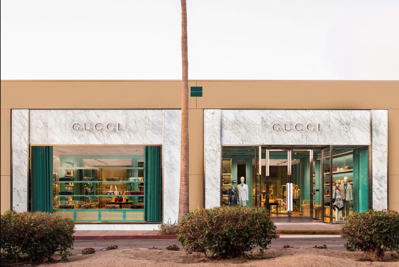 Gucci Palm Springs