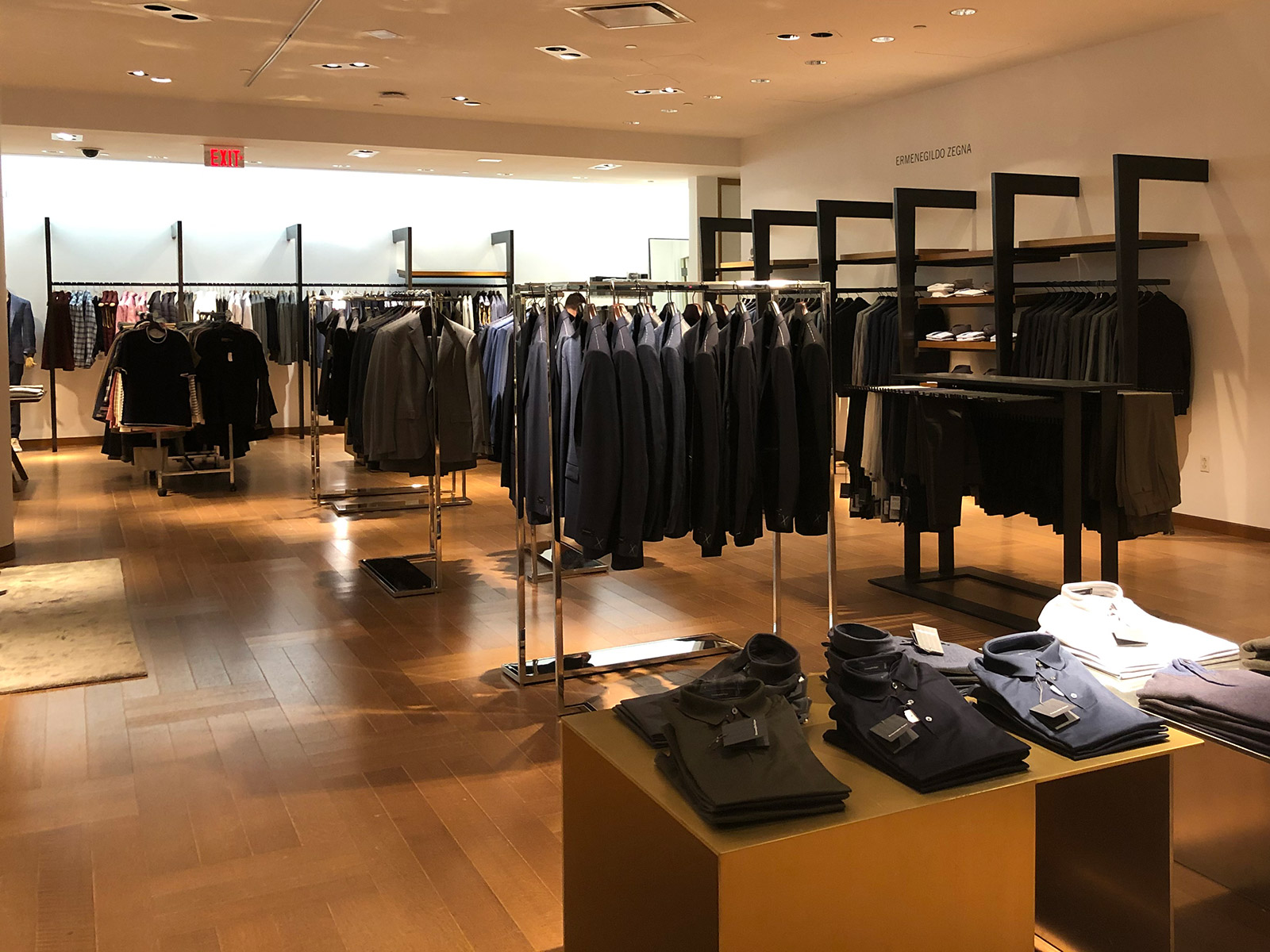 Saks Fifth Avenue Men's Store - Boston