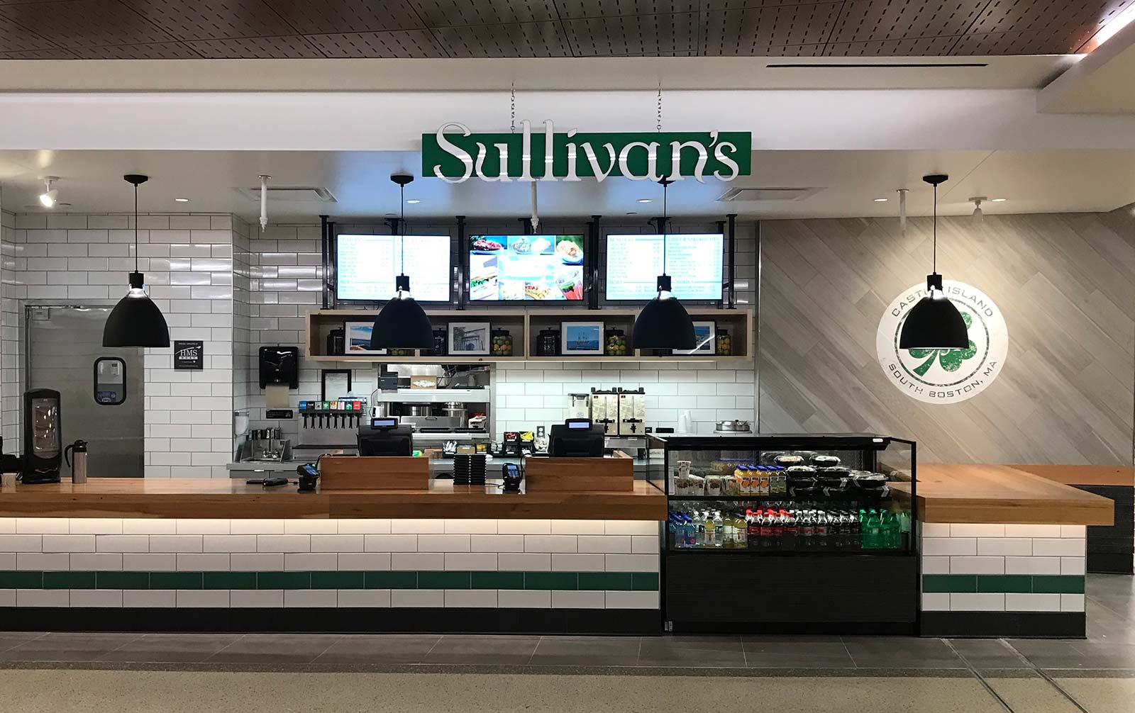 Sullivan's Boston Logan Airport