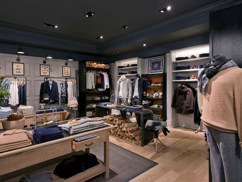 Club Monaco 5th Avenue - NYC