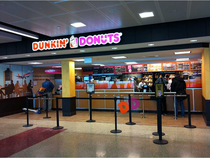 Dunkin' Donuts - Boston Logan Airport