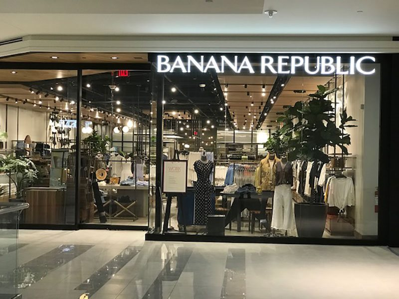 Banana Republic - American Dream Mall