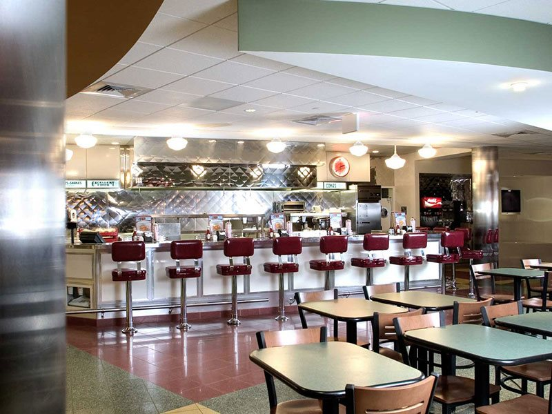 Johnny Rockets - Boston Logan Airport