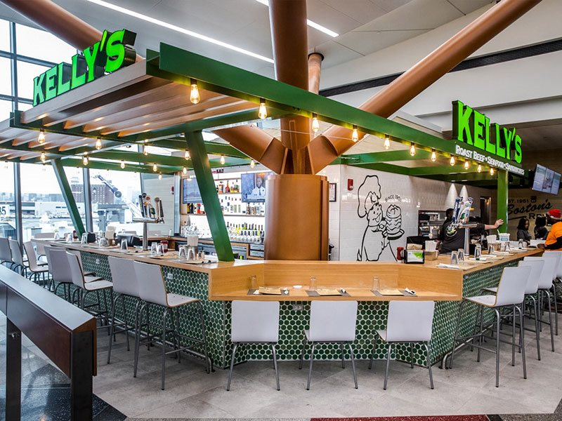 Kelly's - Boston Logan Airport