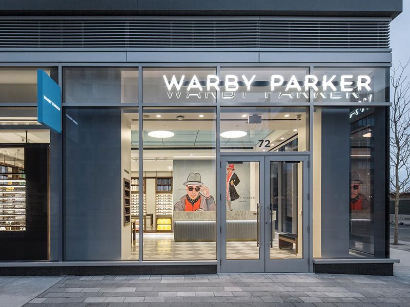 Warby Parker - Boston Seaport