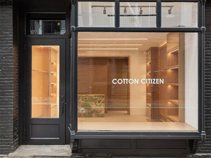 Cotton Citizen - SoHo, NYC