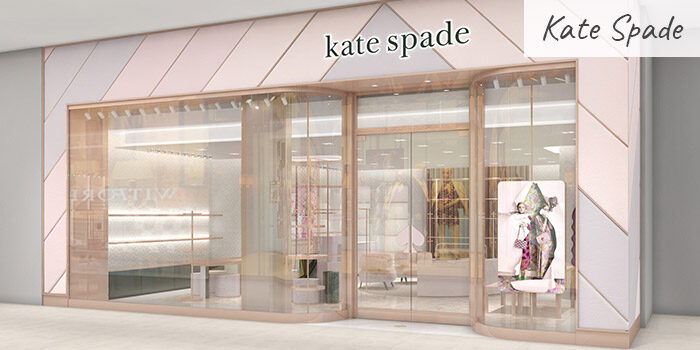 Kate Spade store exterior