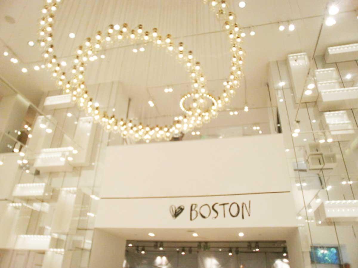 H&M Boston store exterior
