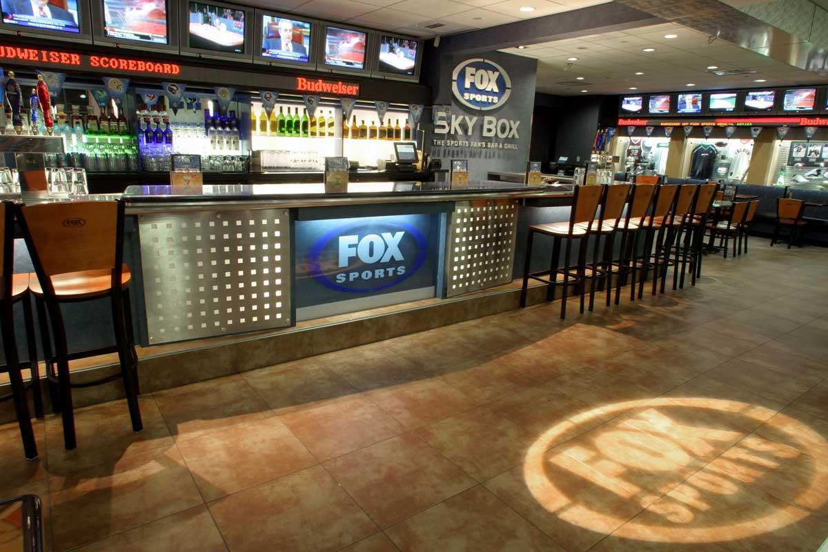 Fox Sports Sky Box