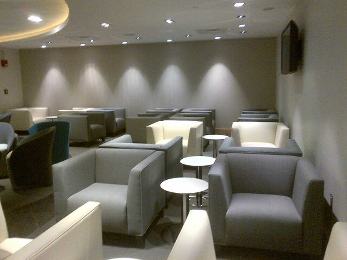 Aer Lingus Circle Gold Lounge