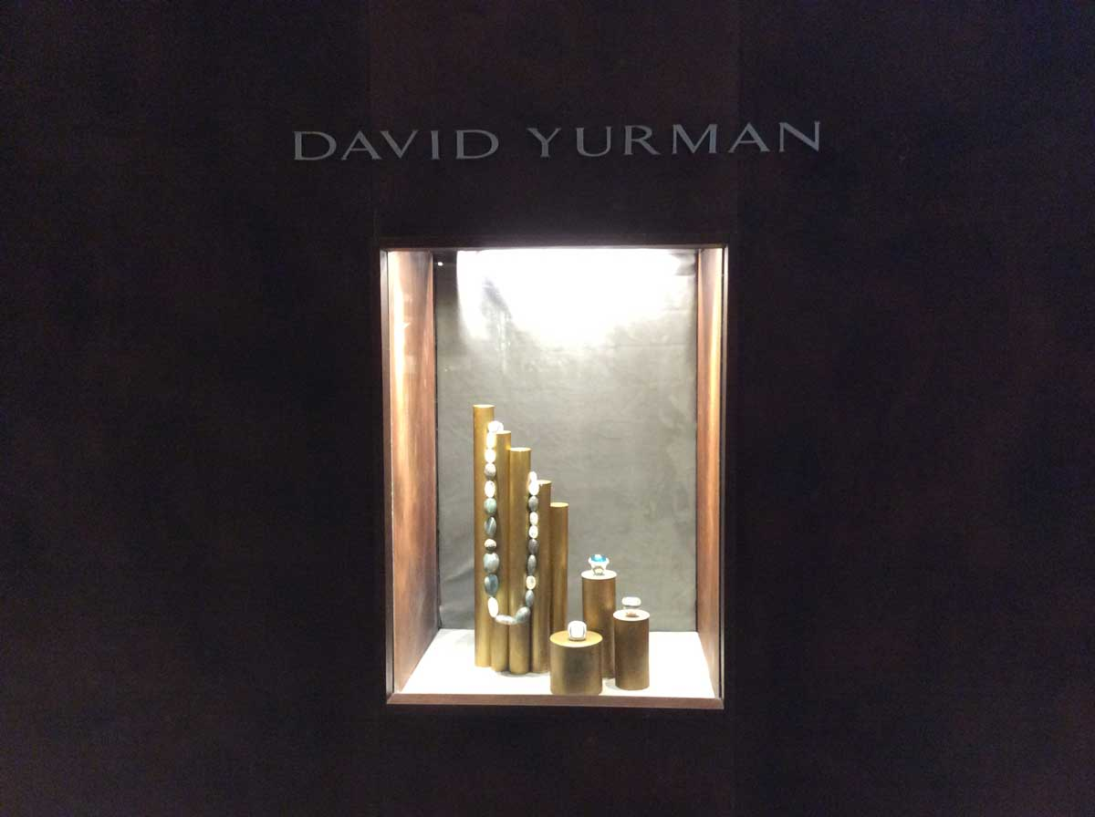 David Yurman store interior
