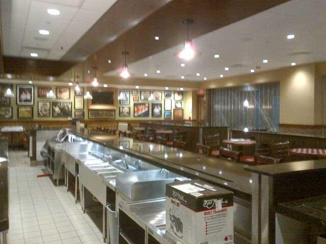 Durgin Park store interior