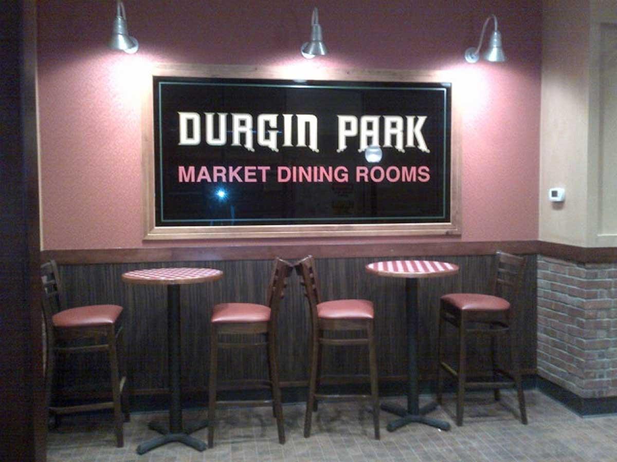 Durgin Park store exterior