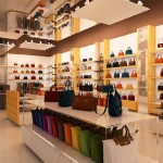Longchamp store interior