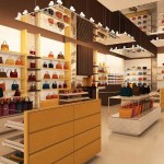 Longchamp store interior