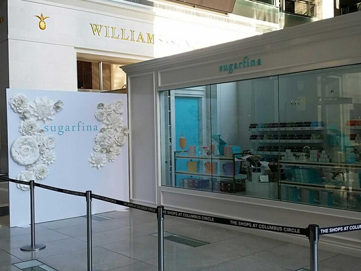 Sugarfina store exterior