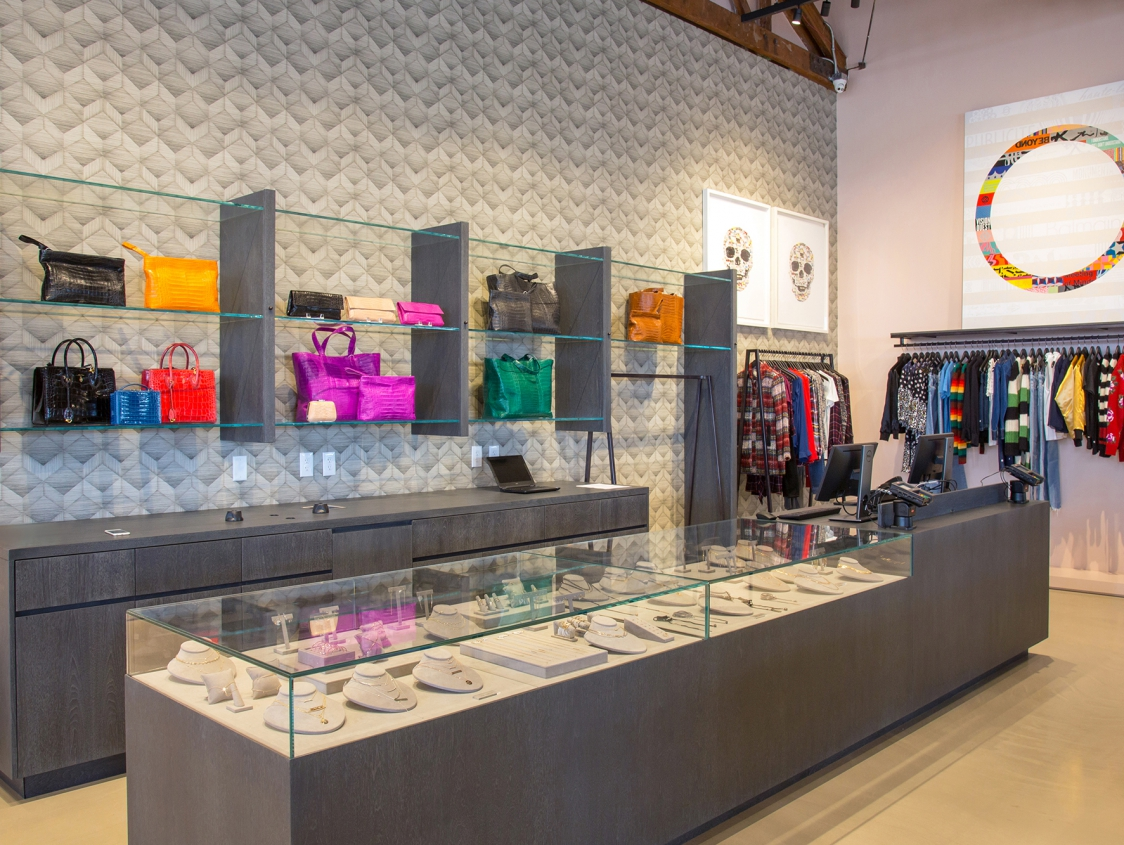 Elyse Walker store interior