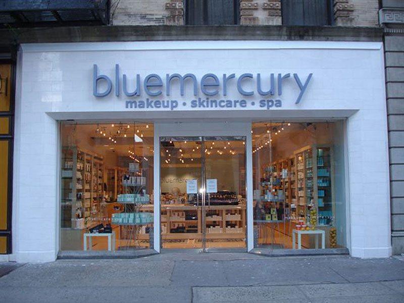 Blue Mercury store exterior