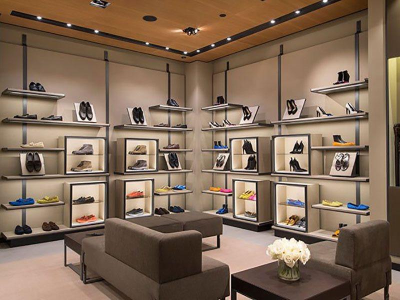 Bottega Veneta store interior