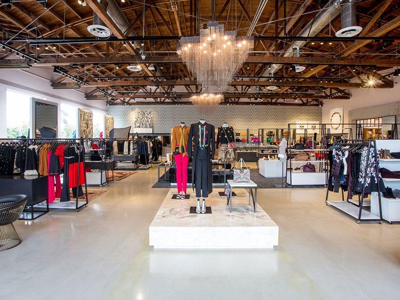 Elyse Walker store interior