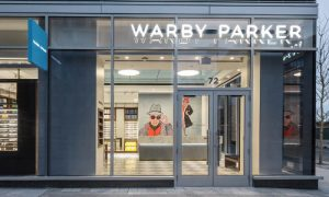 Warby Parker store exterior