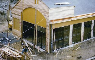Salem construction site