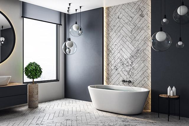 bathroom additions & renovations