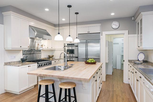 Kitchen Upgrades & Reimaginings