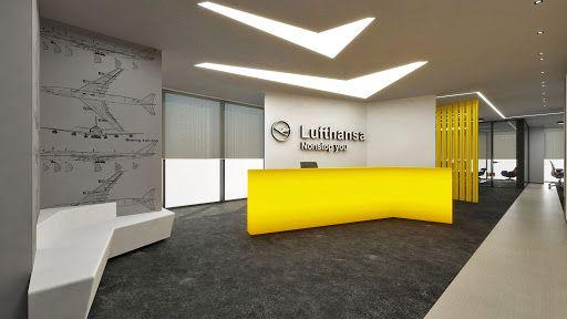 Lufthansa Airlines Office - Boston, MA
