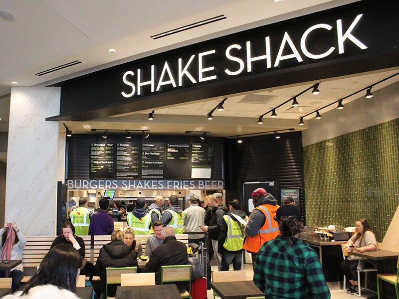 Shake Shack - LaGuardia Airport