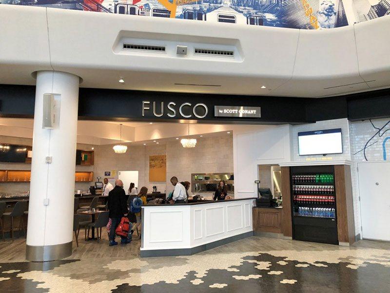 Fusco - LaGuardia Airport