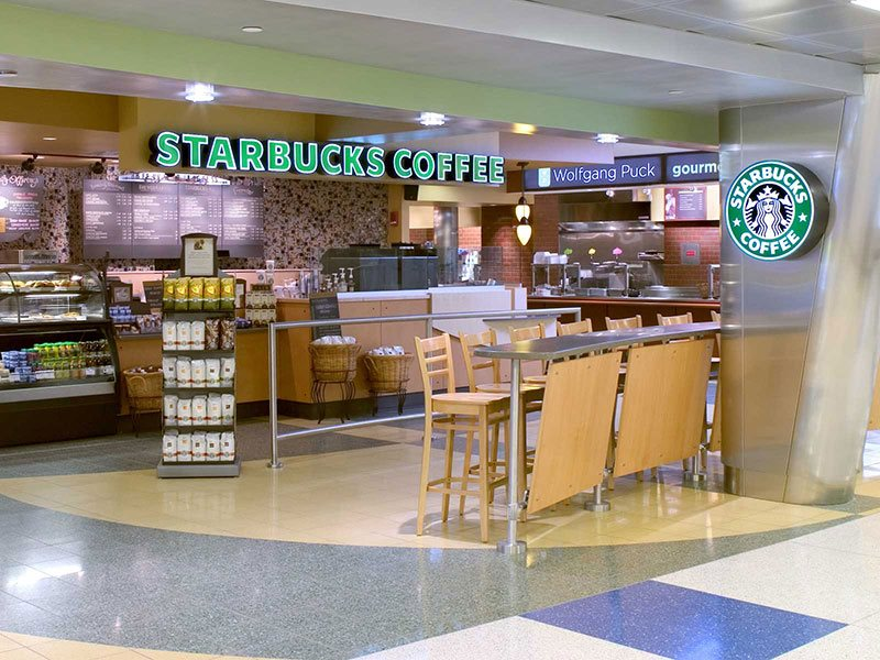 Starbucks Coffee - Boston Logan Airport