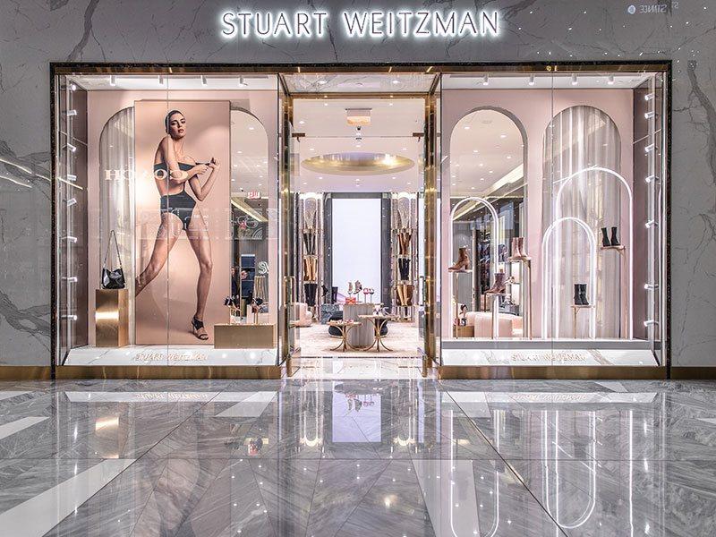 Stuart Weitzman - Hudson Yards