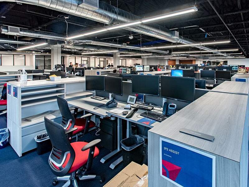 Delta Airlines Office - Boston, MA