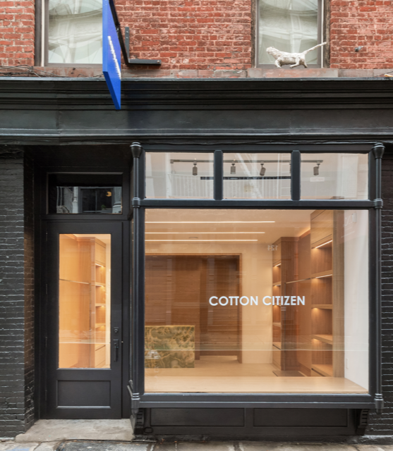 Cotton Citizen - SoHo, NYC